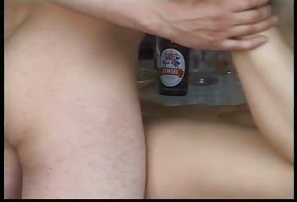 Polnische betrunkene Huren