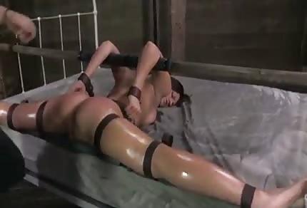 Sie ist sehr flexibel