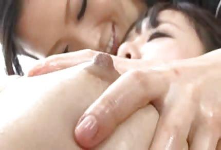 Krasse lesbische Massage