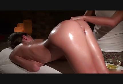 Geile anal Massage