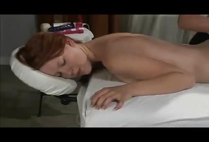 Zeit für eine angenehme Massage