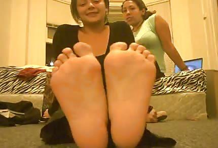Stinkende Füße