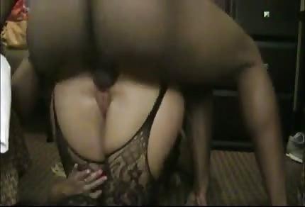 Großer Arsch und anal Sex