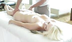 Lüsterne Massage