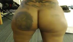 Dickes Mädel und Sex-Kamera
