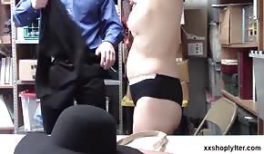 Sex im Rücken mit zwei Nuancen