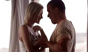Hunk drückt die blonde Lalunie