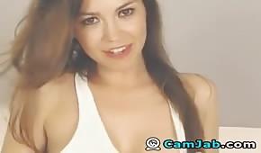 Schöne Küken auf Sex-Cam