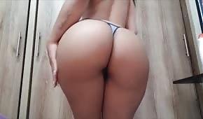 Perfekter lateinamerikanischer Arsch