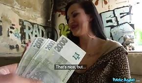 Schneller Sex für Geld